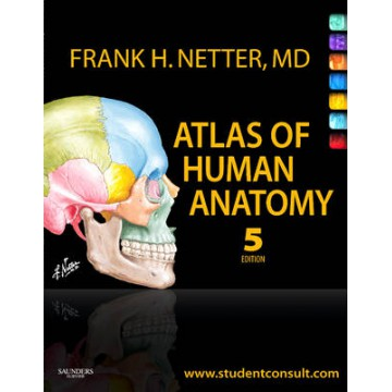 Atlas of Human Anatomy Frank Netter (EN)