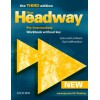 New Headway Pre-Intermediate Wordbook with Key Soars